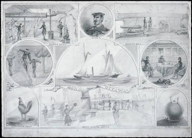 Gunboat 'Ottawa'