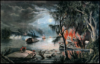 The Mississippi in Time of War