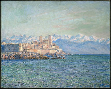 Old Fort at Antibes II