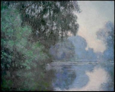 Morning on the Seine, near Giverny
