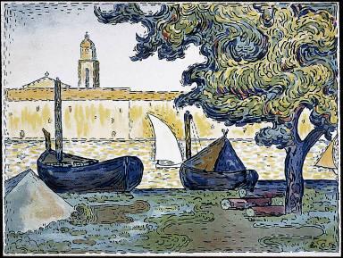 Le Port de St. Tropez