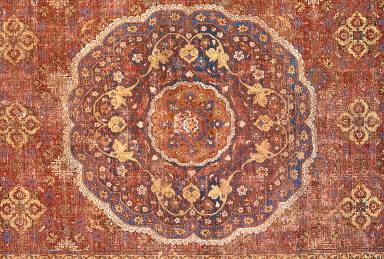 Medallion Carpet
