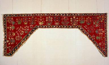 Shaped carpet