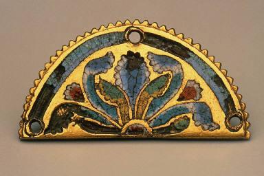 Ornamental Lunette