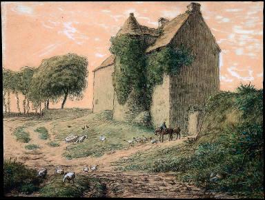 Manor House near Gréville