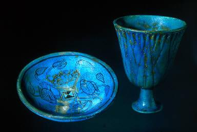 Blue Lotus Chalice