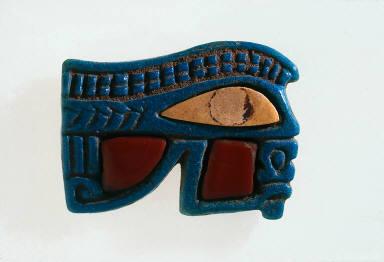 Wadjet-eye (eye of Horus) amulet