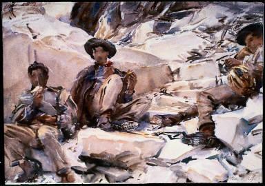 Carrara: Workmen