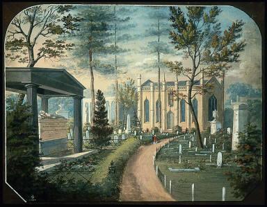 Episcopal Cemetary, Philadelphia