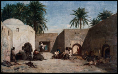 Khan in Algiers