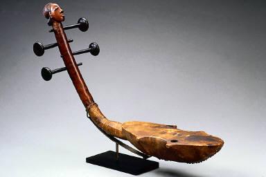 Bow harp