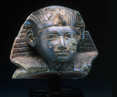 Head of a Nubian king