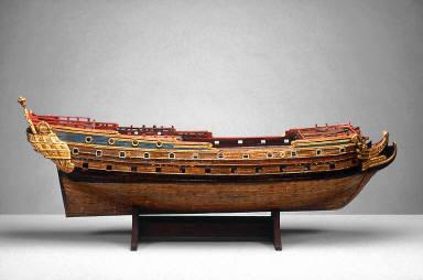 "Ship of the line ""Le Precieux"""