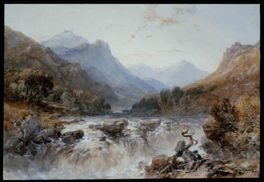 Falls of the Tummel