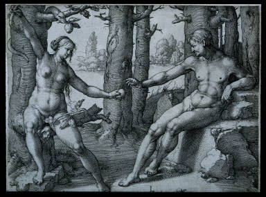 Adam and Eve (The Fall of Man)