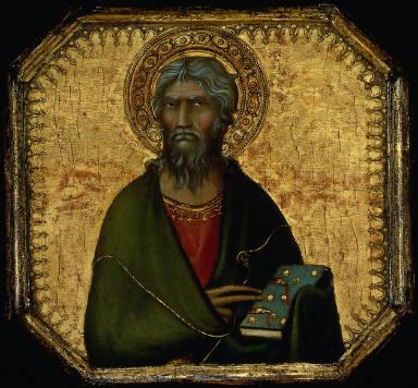 Saint Andrew (?)