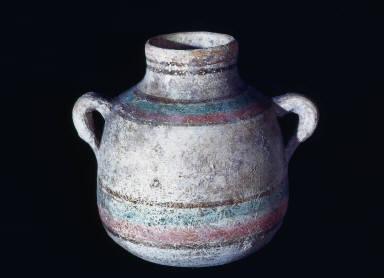 Two-handled jug
