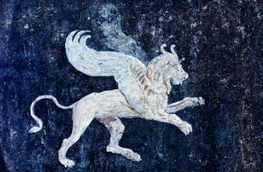 Fragment of Fresco