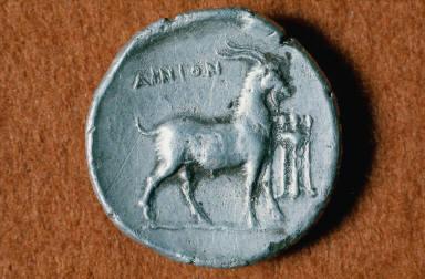 Tetradrachm with head of Hermes