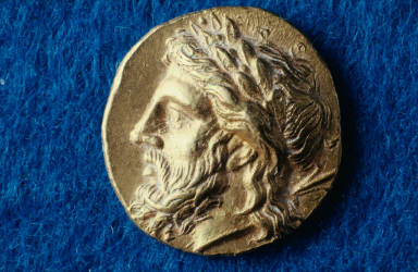 Stater with head of Zeus