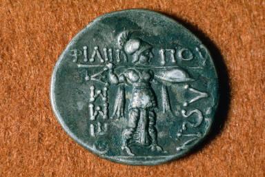 Double Victoriate with head of Zeus