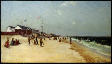 Rockaway Beach, Long Island, New York