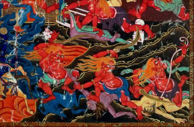 Yama, King Of Hell