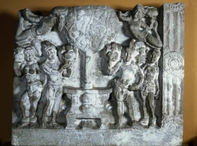 Worship of the Bodhi Tree