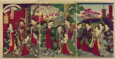 Illustration of Kinryuzan Sensoji