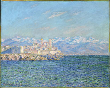 Old Fort at Antibes I