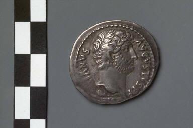 Cistophorus with head of Hadrian