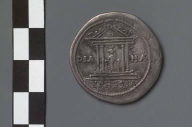 Cistophorus with bust of Hadrian