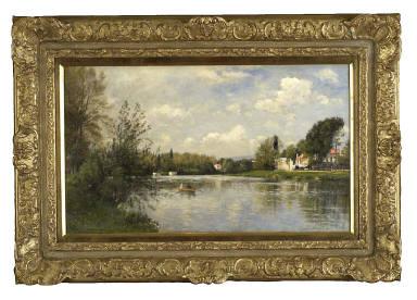 The Marne at La Varenne