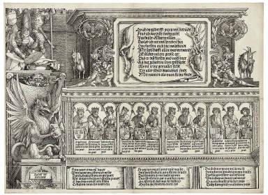 Triumphal Arch of Maximilian I