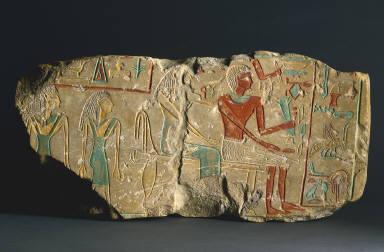 Stele of Itetioqer amd Family