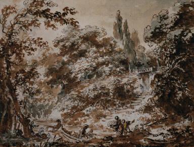 Scene in a Park
