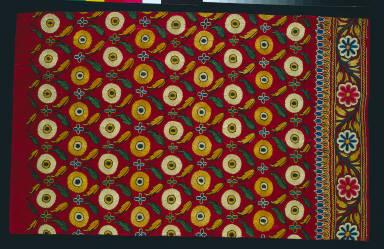 Part of a Skirt (Ghagra)