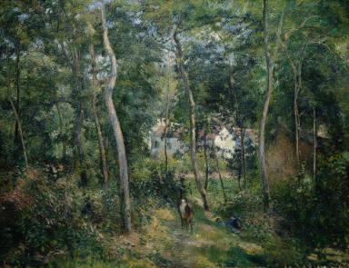 [Edge of the Woods, Lisière d'un bois]