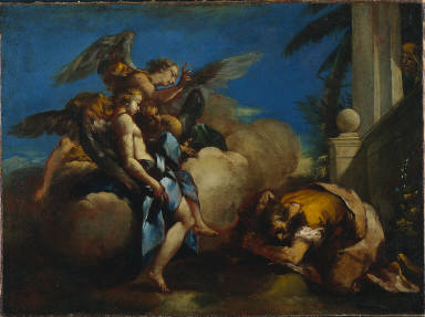 The Angels Appearing to Abraham