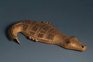 Jewelry: Crocodile