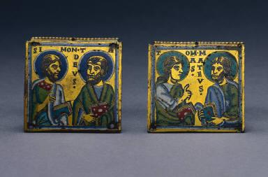 Plaque: Simon and Thaddaeus