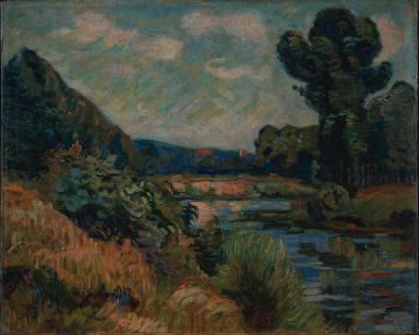 Near the Marne