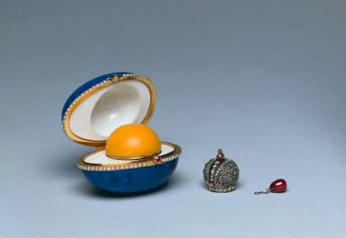 Lapis Lazuli Easter Egg