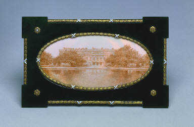 Framed Miniature of Hampton Court