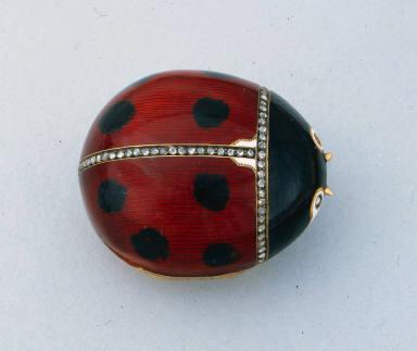 Ladybug Box