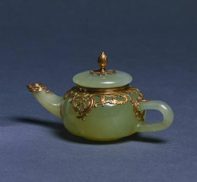 Miniature Teapot
