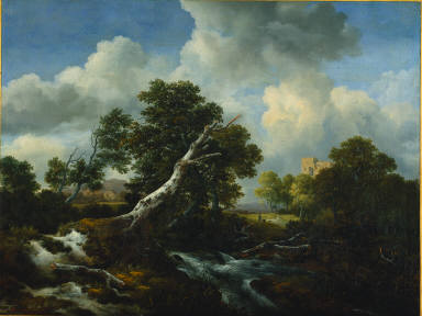 Landscape with a Dead Tree
