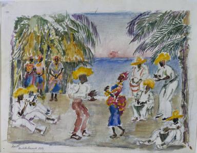 Haitian Dancers