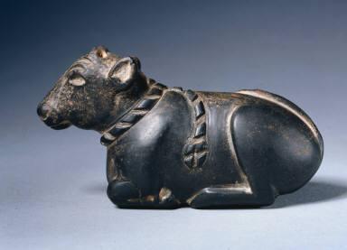 Cult Statue of a Bull Calf