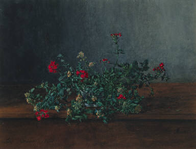 Still Life with Wild Flowers